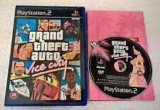 Grand theft auto: vice city-Sony PlayStation 2-complet-pal-PS2