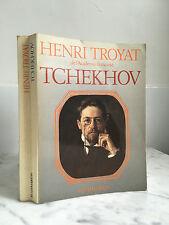 Henri Troyat Tchekhov Flammarion 1984