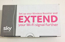 SKY BROADBAND WIRELESS WIFI SIGNAL BOOSTER EXTENDER SB601BRAND NEW