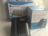 ORCHID PBX 308+ TELEPHONE  SYSTEM with 4 X fixed phones