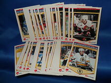 1993-94 PANINI HOCKEY - DURIVAGE COMPLETE SET (50) NHL CARDS ! WAYNE GRETZKY !