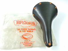 Brooks Saddle 1967 Professional Leather New In Bag vintage bicycle seat NOS