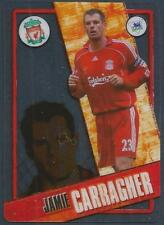 TOPPS I-CARD SERIES 2006-07 #041-LIVERPOOL-JAMIE CARRAGHER