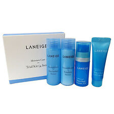 [ LANEIGE ] umidità prova KIT 4 articoli / Basic umidità Skin Care Kit Nuovo