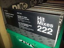 """DMC HIT MIXES DANCE/HOUSE REMIXES 12"""" RECORD COLLECTION JOB LOT NEW OLD STOCK DJ"""