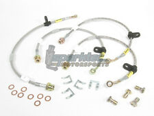 Goodridge G-Stop Stainless Steel Brake Line Kit 99-00 Honda Civic Si 1.6L B16A2