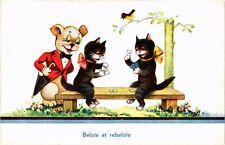 CATS PC Belote et rebelote (a2067)