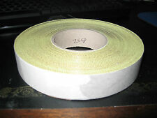 33mm x 30M x 5th Self Adhesive PTFE Glass Woven Tape Teflon NOS Sale Low Prices