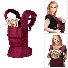 Porte-bébé Toddler Écharpe de portage Carrier Sac à Dos Mesh & Polyester Confort