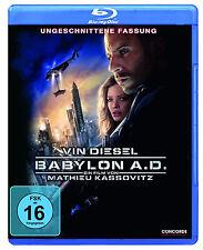 Blu-ray * Babylon A.D. - Uncut  # NEU OVP