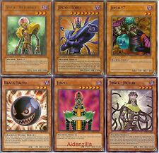 Yugioh Jinzo Deck - 40 Cards + 4 XYZ - Lord, Returner, Jector, #7, Black Salvo