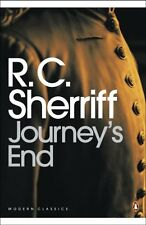 Modern Classics Journeys End (Modern Classics (Penguin)) New Paperback Book R C