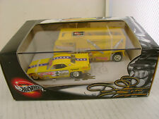 "100% HOT WHEELS LIMITED EDITION DON ""THE SNAKE"" PRUDHOMME DRAG SET NEW IN BOX"