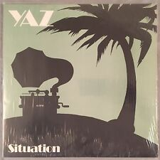 "YAZOO / YAZ - Situation - 12"" Single (Vinyl LP) Sire 29950 In Shrink NM/M-"