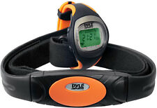 NEW Pyle PHRM34 Heart Rate Monitor Watch W/Maximum/Average HR & Calorie Counter