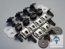 1x Einbausatz Unterfahrschutz Unterboden Repair Kit Audi A4 Exeo Superb Passat