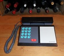 Bang & Olufsen, BEOCOM 500, Black, Vintage telephone, Danish.