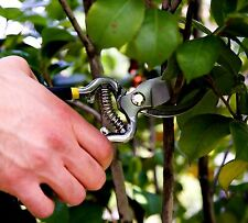 PROFESSIONAL PRUNING SHEARS - Heavy Duty Hand Pruners For Serious Gardening