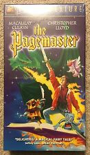 The Pagemaster (VHS, 2000) Brand New