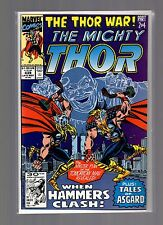 Thor #439 NM+ Frenz - Milgrom - Beta Ray Bill - Stellaris - Zarrko