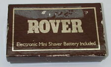 Rover Electronic Mini Shaver