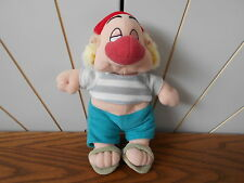 SMEE character beanie soft toy PETER PAN Disney Store plush bean bag