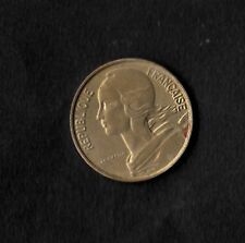 France 1963 10 centimes coin