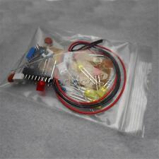 Funny 10 Audio Level Indicator LM3915 DIY Kit Electronic Audio Indicator Suite