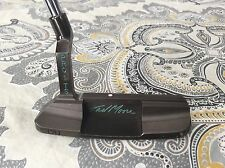 "New Tad Moore Pro 1 TS 35"" Putter RH - 2x Oil Can Finish"