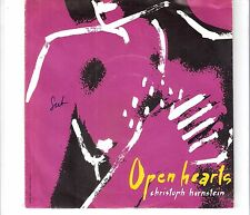 CHRISTOPH HORNSTEIN - Open hearts