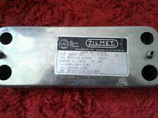 Zilmet 17B2071251 brazed heat exchanger.  Used.
