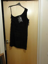 BLACK ALEXON ALEX & CO DRESS SIZE 20