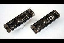VW Golf Jetta CL MK1 MK2 1 2 Cabriolet GTI Black Indicator Repeater Lights Lamps