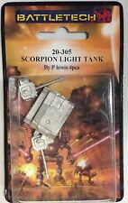 Classic Battletech Scorpion Light Tank (2) 20-305 NISB