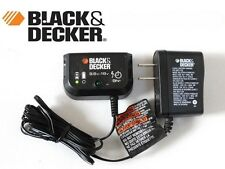 New Black & Decker 9.6-18 volt 9-hour Replacement Battery Charger # 90556254-01