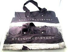 """Lot/2 Stella McCartney Tote Bag ~ 17"""" L x 3"""" W x 13"""" H Each ~"""