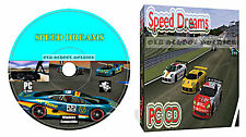 Speed Dreams 3D Touring Car Race Racing PC Game For Kids Children CD Disk