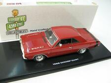 DODGE Dart GTS 1968 Charger Red 1/43 Highway 61 SALE!