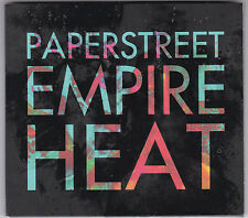PAPERSTREET EMPIRE- HEAT CD ALBUM 2015 / CD UND BOOKLET WIE NEU!