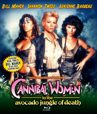 Cannibal Women in the Avocado Jungle of Death - Blu-Ray -  2015 - Adrien Barbeau