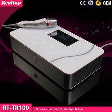 Fractional RF Radio Frequency Lifting Face Skin Dot Matrix Lattic Beauty Machine
