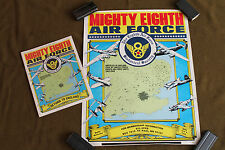Mighty Eighth Air Force Hist.Society Poster & Magazine from AAF/POW Vet. A.Weiss