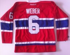 Shea Weber #6 Montreal Canadiens NHL Jersey Size L /50 US Seller