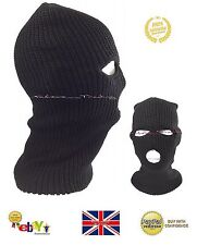 Balaclava Sas Army Black Mask Winter Neck Warmer Ski Snow Hat