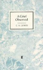 A Grief Observed (Faber Paperbacks)