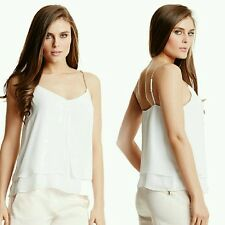 GUESS BY MARCIANO Meet Me at Sunset SOLID Tank SIZE S