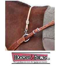 Breast Collar Wither Strap Herman Oak Harness Leather Martin Saddlery Horse Tack