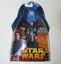 Star Wars ROTS Figure - Captain Antilles #51