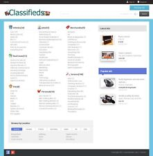 craigslist clone local classified ads website gumtree job sell cars marketplace
