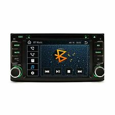 LCD Touch Screen 2 Din GPS Navigation In Dash Radio Stereo Toyota 4Runner 03-09